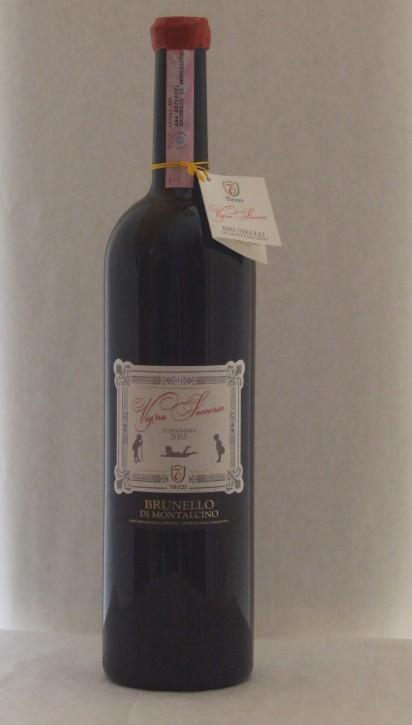 """Brunello di Montalcino DOCG """"Soccorso"""" 2008 150cl"""