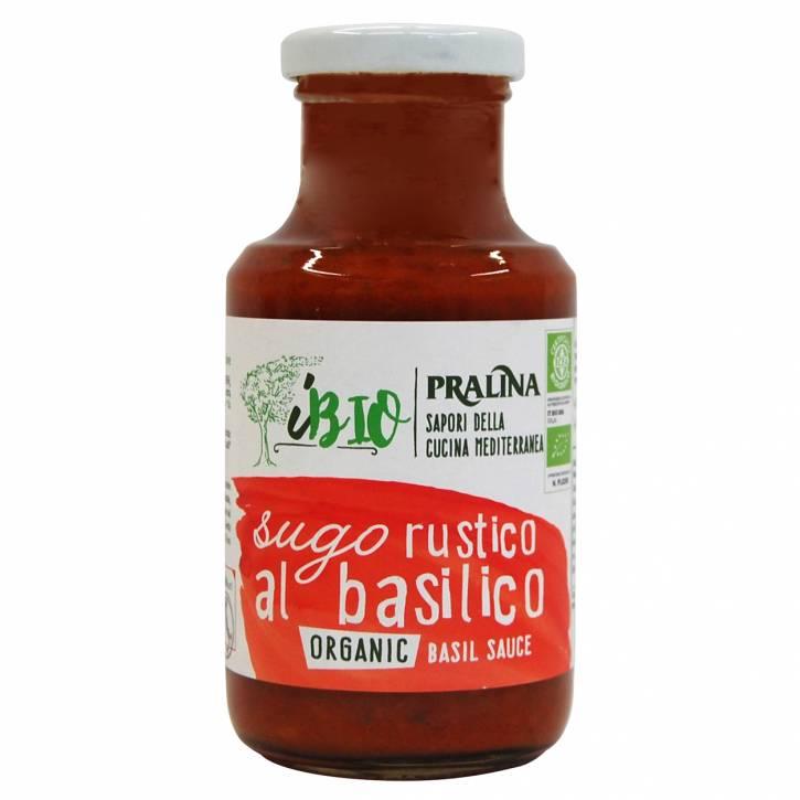 BIO Sugo Basilikum / Basilico