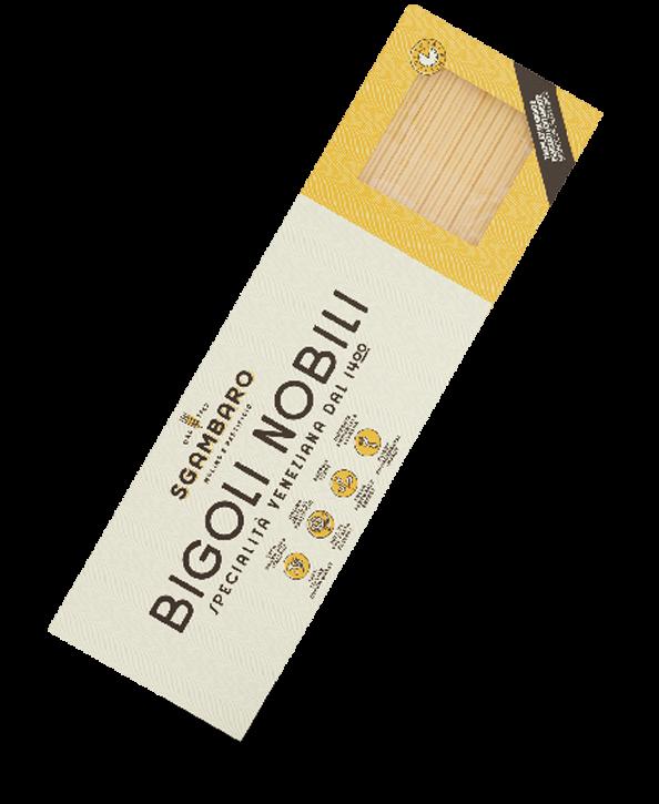 Sgambaro Bigoli Nobili Veneziana 500 g