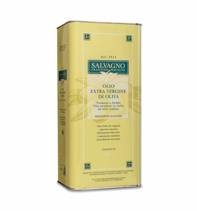 Salvagno Olivenöl Extra Vergine 5,0l