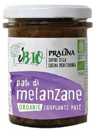 BIO Auberginen Paste / pate melanzane 180 g