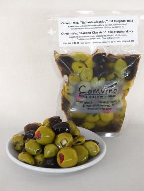 Oliven ohne Kern, Italo Mix